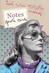 Notes Agnieszka Osiecka -  | mała okładka