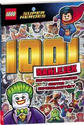 Lego DC Super Heroes 1001 naklejek -  | mała okładka