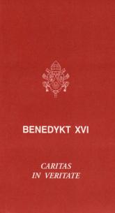 Caritas in veritate O integralnym rozwoju w miłości i prawdzie - XVI Benedykt | mała okładka