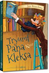 Tryumf Pana Kleksa - Jan Brzechwa | mała okładka