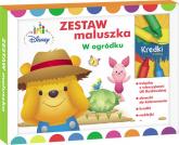Zestaw maluszka W ogródku Z PM-2 - Urszula Kozłowska | mała okładka