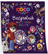 Coco Bazgrolnik nie z tego świata -  | mała okładka
