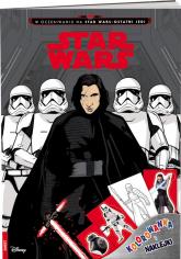 Star Wars Kolorowanka i naklejki -    mała okładka