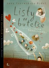 Listy w butelce opowieść o Irenie Sendlerowej opowieść o Irenie Sendlerowej - Anna Czerwińska-Rydel | mała okładka