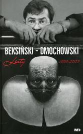 Beksiński - Dmochowski Listy 1999-2003 -  | mała okładka