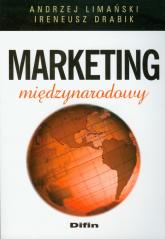 Marketing międzynarodowy - Limański Andrzej, Drabik Ireneusz | mała okładka