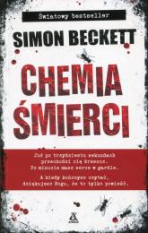 Chemia śmierci - Simon Beckett | mała okładka