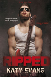 RIPPED Seria REAL Tom 5 - Katy Evans | mała okładka