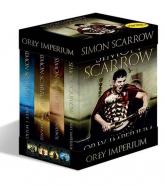 Orły Imperium Tom 1-4 Pakiet - Simon Scarrow | mała okładka