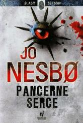 Pancerne serce - Jo Nesbo | mała okładka
