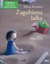 Zagubiona lalka - Elena Ferrante | mała okładka