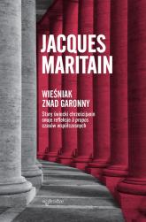 Wieśniak znad Garonny - Maritain Jacques | mała okładka