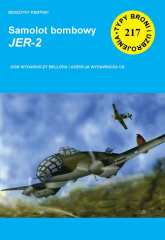 Samolot bombowy Jer-2 - Benedykt Kempski   mała okładka