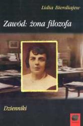 Zawód żona  filozofa dzienniki - Lidia Bierdiajew | mała okładka