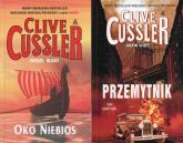 Przemytnik / Oko Niebios Pakiet - Clive Cussler | mała okładka
