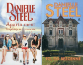 Apartament / To, co bezcenne Pakiet - Danielle Steel | mała okładka