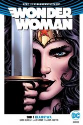 Wonder Woman Tom 1 Kłamstwa - Rucka Greg, Sharp Liam, Martin Laura | mała okładka