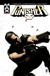 Punisher Max Tom 3 - Ennis Garth, Fernández Leandro, Parlov Goran | mała okładka