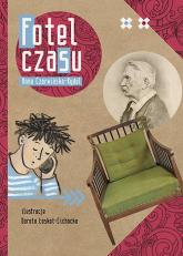 Fotel czasu - Anna Czerwińska-Rydel | mała okładka