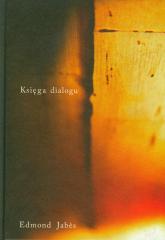 Księga dialogu - Edmond Jabes | mała okładka