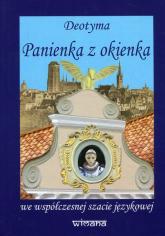 Panienka z okienka we współczesnej szacie językowej - Deotyma | mała okładka