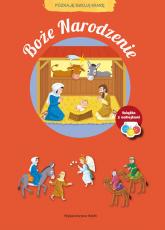Boże Narodzenie Poznaję swoją wiarę - Viallet Noelie | mała okładka