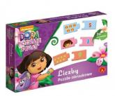 Puzzle Liczby Dora poznaje świat -  | mała okładka