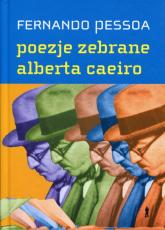 Poezje zebrane Alberta Caeiro - Fernando Pessoa | mała okładka