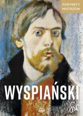 Portrety mistrzów Wyspiański - Luba Ristujczina | mała okładka
