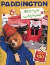Paddington 2 Historyjki naklejkowe ponad 150 naklejek -  | mała okładka