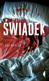 Świadek - Lars Kepler | mała okładka