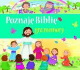 Poznaję Biblię Gra memory - zbiorowa Praca | mała okładka