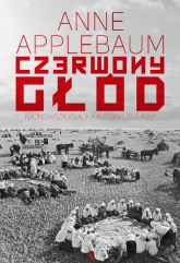 Czerwony głód - Anne Applebaum | mała okładka