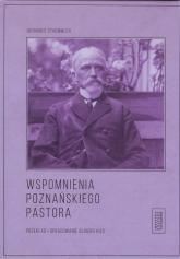 Wspomnienia poznańskiego pastora - Johannes Staemmler | mała okładka