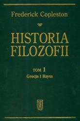 Historia filozofii t.1 - Frederick Copleston | mała okładka