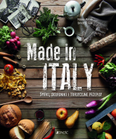 Made in Italy - Marino Marini, Davide Oldani | mała okładka