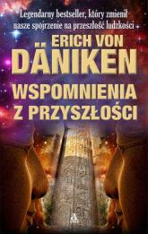 Wspomnienia z przyszłości - Erich Daniken | mała okładka