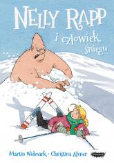 Nelly Rapp i człowiek śniegu - Martin Widmark | mała okładka