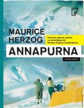 Annapurna - Maurice Herzog | mała okładka