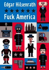Fuck America - Edgar Hilsenrath   mała okładka