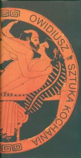 Sztuka kochania - Owidiusz | mała okładka