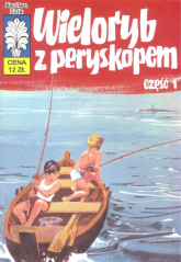 Kapitan Żbik Wieloryb z peryskopem Część 1 -    mała okładka