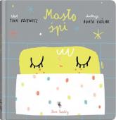 Masło śpi - Tina Oziewicz | mała okładka