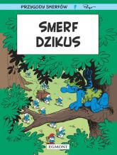 Smerf Dzikus - Parthoens Luc, Culliford Thierry, Maury Alain | mała okładka
