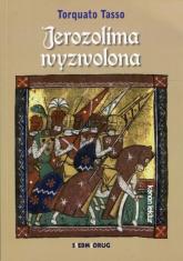 Jerozolima wyzwolona - Torquato Tasso | mała okładka