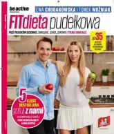 be active. FITdieta pudełkowa - Chodakowska Ewa, Woźniak Tomek | mała okładka
