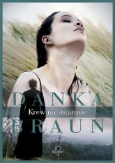 Krew na sutannie - Danka Braun | mała okładka