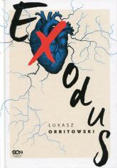 Exodus - Łukasz Orbitowski | mała okładka