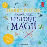 Harry Potter Podróż przez historię magii - British Library | mała okładka