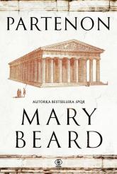 Partenon - Mary Beard | mała okładka